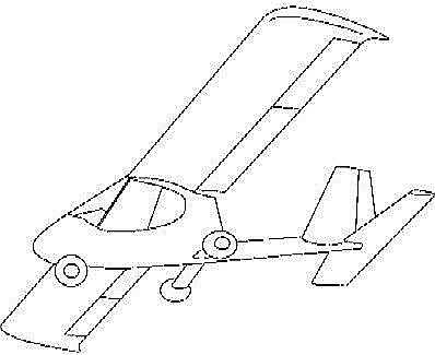 Drawing of Gull 2000